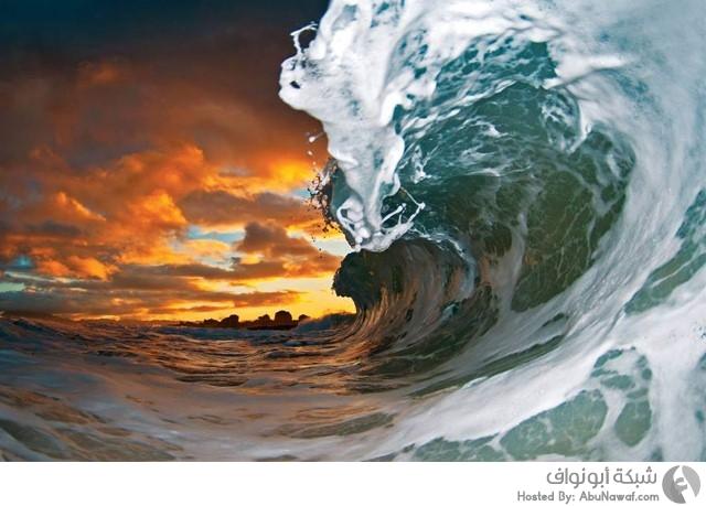 أمواج ضخمة 8