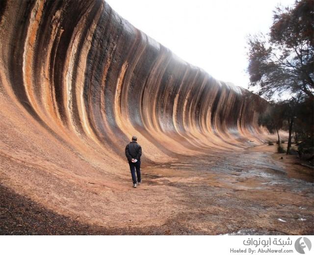 الموجة الصخرية من أستراليا