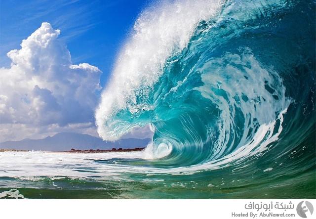 أمواج ضخمة 14