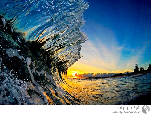 أمواج ضخمة 16