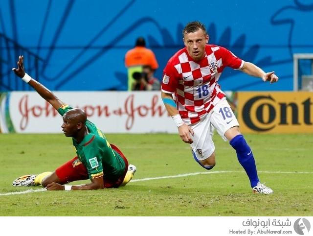 كرواتيا و الكاميرون