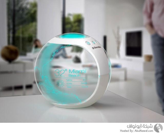 Air Globe 1