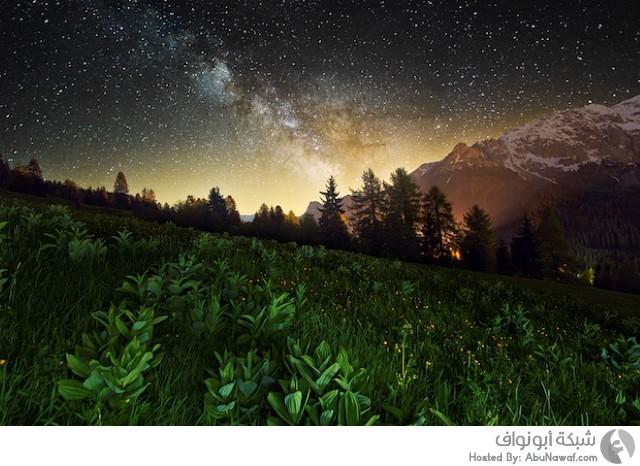 جبال الألب 1
