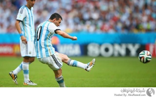 الأرجنتين و نيجيريا