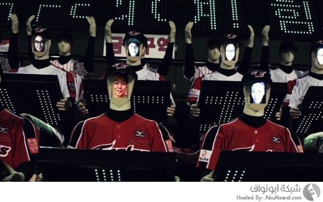 مشجعين روبوتات ١