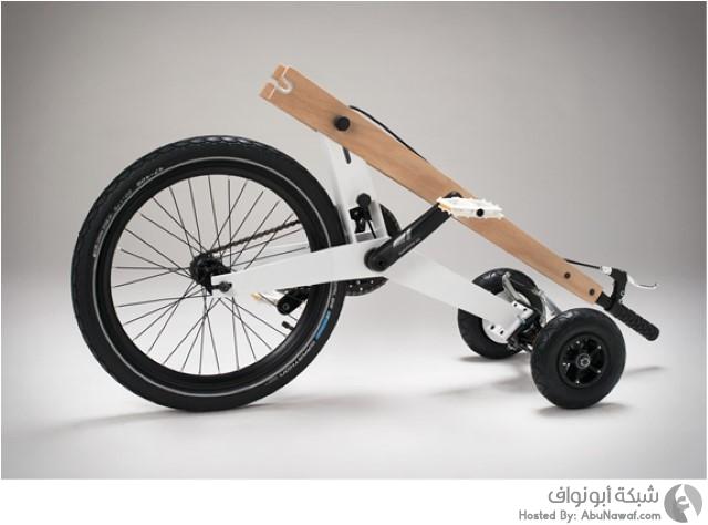دراجة ثلاثية العجلات 5