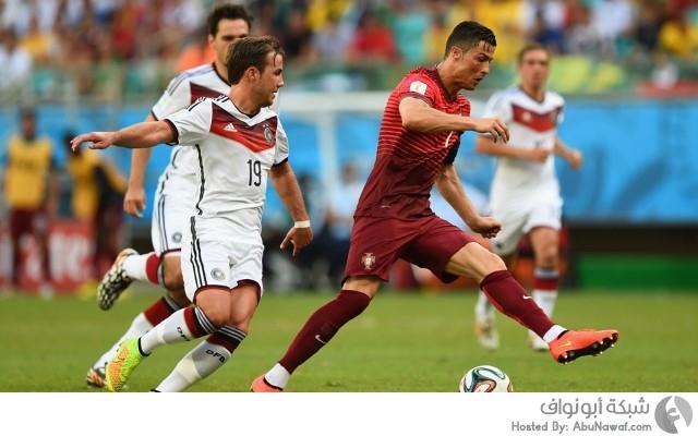 ألمانيا و البرتغال