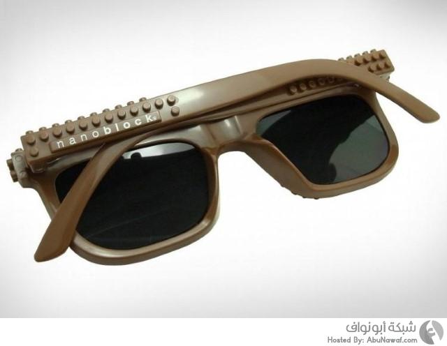 نظارة من الليجو 4