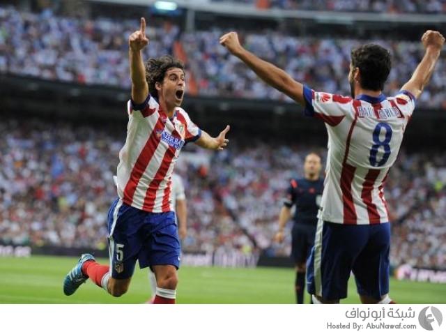 فوز أتلتيكو مدريد
