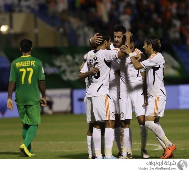 الخليج والشباب في كأس ولي العهد