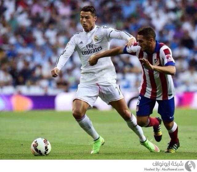 أتلتيكو مدريد والريال