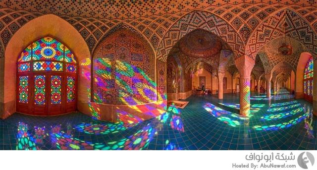 المسجد الوردي