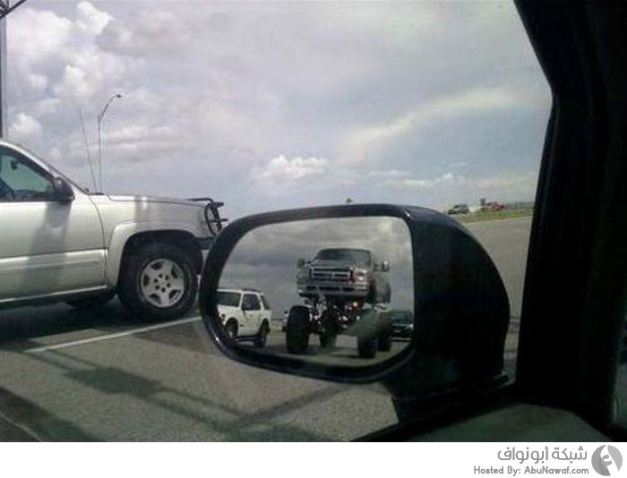 سيارات مضحكة