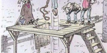 تعذيب قبل الموت