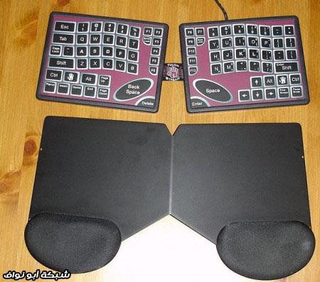 لوحة مفاتيح مدهشة