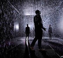 غرفة المطر