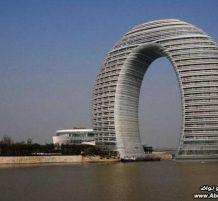 مبنى غريب في الصين