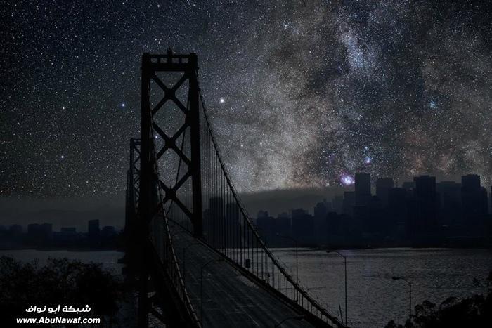 سان فرانسيسكو بدون إنارة