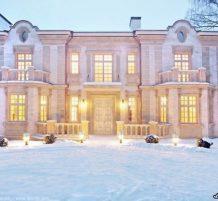 قصور أثرياء موسكو