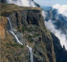 جبال التنين