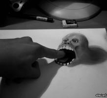 رسومات ثلاثية الابعاد