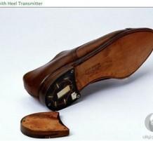 جهاز التنصت الحذائي