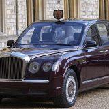 سيارة الملكة إليزابيث الثانية