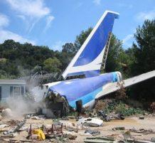 طائرة بوينج المدمرة