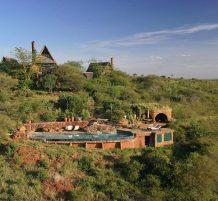 فندق في مدينة كينيا