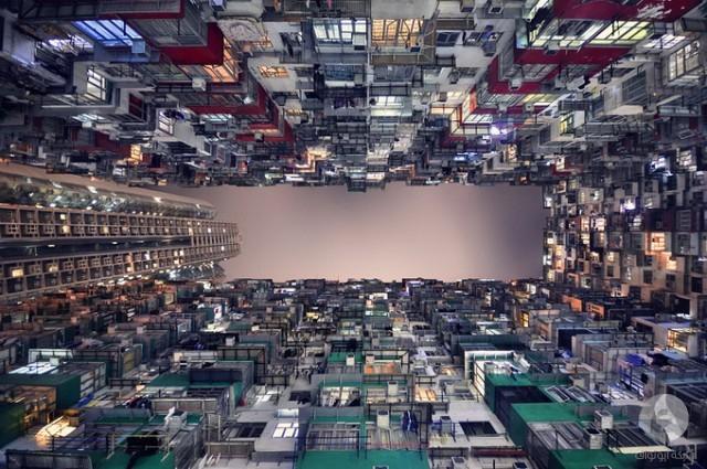 مباني هونج كونج