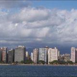 المدينة البرازيلية المائلة