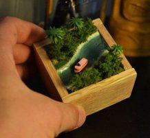 غابة صغيرة