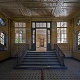 مستشفى هتلر المهجور
