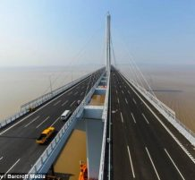 أطول جسر في الصين
