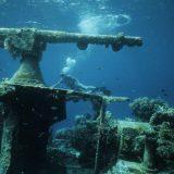 أكبر مقبرة سفن في العالم