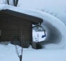 بيت في الجليد
