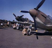 طائرات الحرب العالمية الثانية