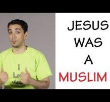 هل كان نبينا عيسى مسلماً