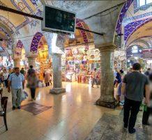 جراند بازار في أسطنبول