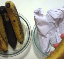 إطالة عمر الموز