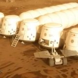 حجز التذاكر إلى المريخ