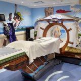 غرفة القراصنة في مستشفى للأطفال
