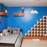 غرفة سوبر ماريو