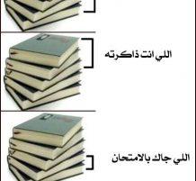 وقت الامتحان