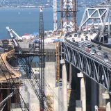 بناء جسر خليج سان فرانسيسكو
