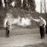 اختبار السترات الواقية من الرصاص