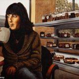 استخدام الشاي و القهوة في الرسم