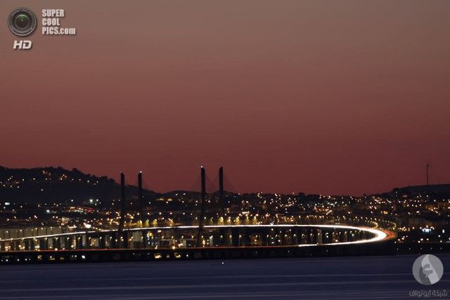 أطول جسر في أوروبا