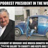 رئيس دولة الاوروغواي