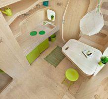غرفة جميلة للطلبة